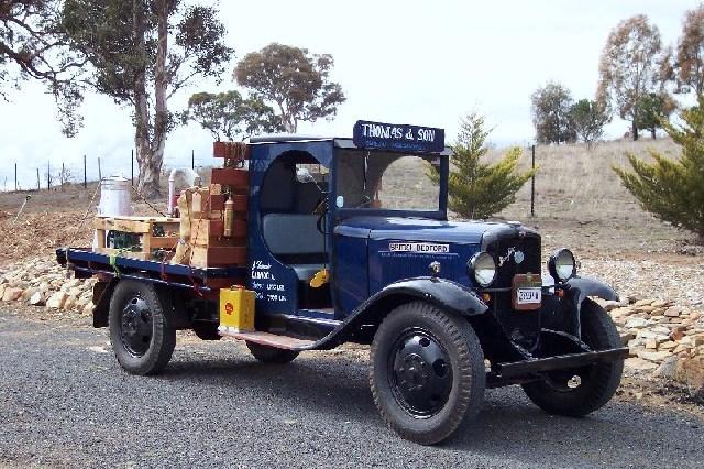 Bedfordtruck