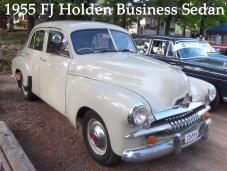 1955 FJ Holden